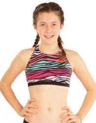 Dívčí plavky športové top Litex 63611