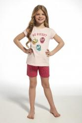 Dívčí pyžamo Cornette 253/63 Sweet