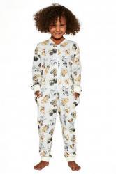 Dívčí pyžamo Cornette 384/146 Psy 2