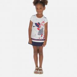 Dívčí šaty Mayoral 3936