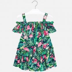 Dívčí šaty Mayoral 3952