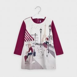 Dívčí šaty Mayoral 4987