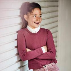 Dívčí svetr Mayoral 7329