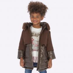 Dívčí zimní bunda Mayoral 4419