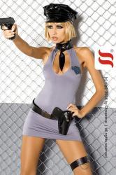 Erotická súprava Obsessive Police dress
