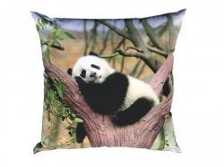Fotopolštářek Panda v přírodě