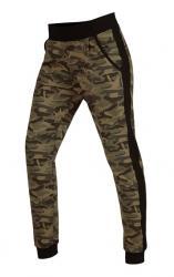 Kalhoty dámske dlhé s nízkym sedem Litex 60299
