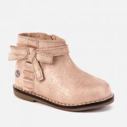 Kožená, kotníková obuv MAYORAL 42018