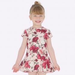 Květené šaty MAYORAL 4938