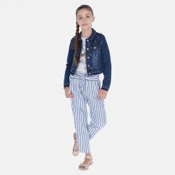 Letní dívčí kalhoty Mayoral 6534