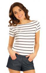 Litex 50303 Tričko dámske s krátkym rukávom