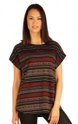 Litex 51016 Tričko dámske s krátkym rukávom