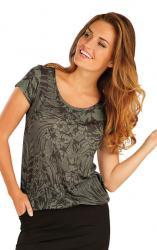 Litex 51094 Tričko dámske s krátkym rukávom