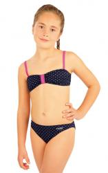 Litex 88454 dievčenské plav.podprsenka BANDEAU bez výstuž