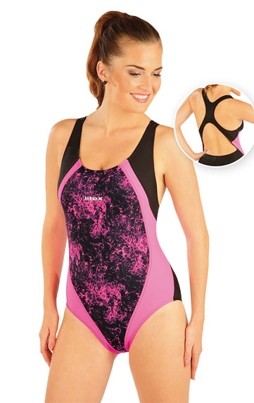 8daba9d231e Litex 93455 Jednodielne športové plavky - Litex (Jednodielne plavky ...
