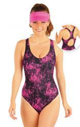 Litex 93456 Jednodielne športové plavky