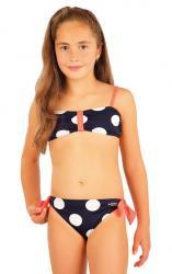 Litex 93554 Dievčenské plavky nohavičky bokové