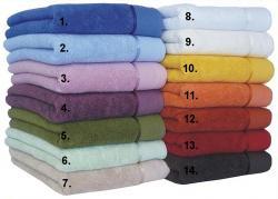 Luxusné froté uterák Star - veľkosť 50x100 cm