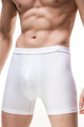 Pánske biele boxerky Cornette Authentic