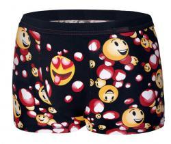 Pánske boxerky 010/66 Cornette Emoticon