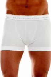 Pánske boxerky Brubeck 00501 biele
