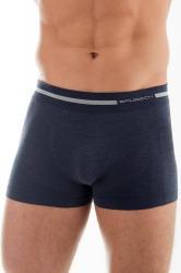 Pánske boxerky Brubeck Wool BX 10430 C.Jeans