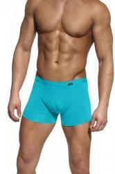 Pánske boxerky Cornette Authentic mini tyrkysové