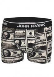 Pánske boxerky John Frank JFB72 dolár