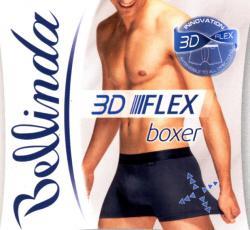 Pánske boxery Bellinda 858102 3D FLEX COTTON BOXER