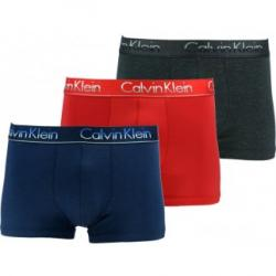 Pánske boxery Calvin Klein NB1452A 3 KUSY