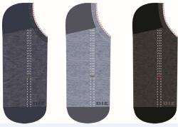 Pánske členkové ponožky DIESEL SI8H-3 páry