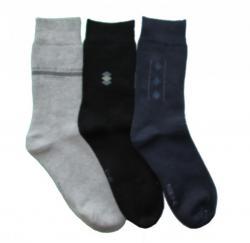 Pánske froté ponožky Auravia s termosložkou