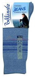 Pánské ponožky Bellinda 497591 JEANS SOCKS-VYPRODEJ