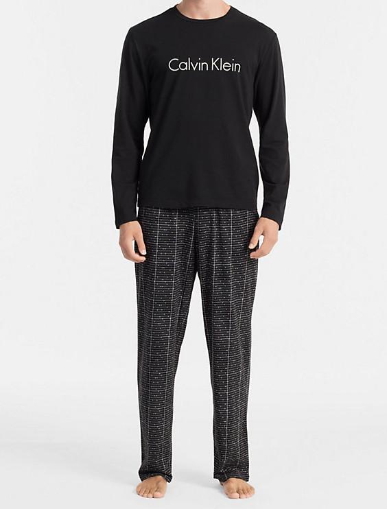 7751cb01d82e3 Pánske pyžamo Calvin Klein 1338 - Calvin Klein (Móda 2014)