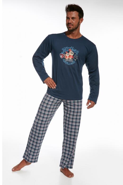 deab7d515 Pánske pyžamo Cornette 124/63 Hockey - Cornette (Pánske pyžamá ...