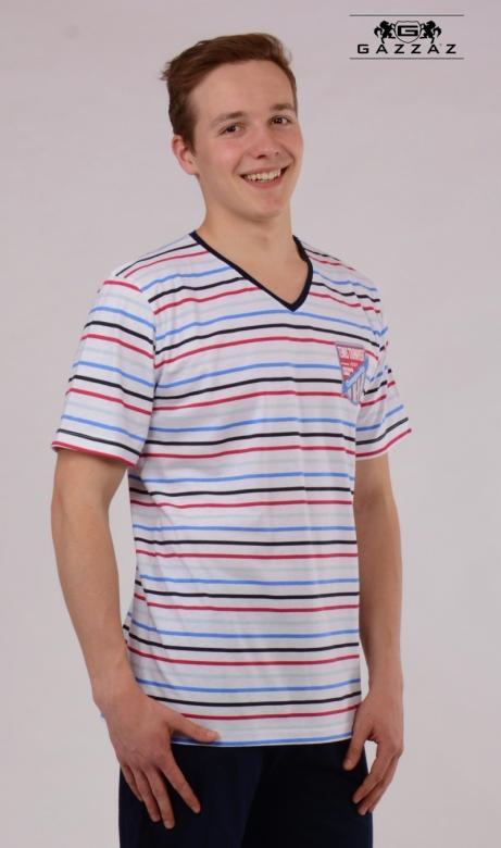 abed6d5b5 Otázky k produktu Pánske pyžamo šortky Vienetta Secret Andrew ...