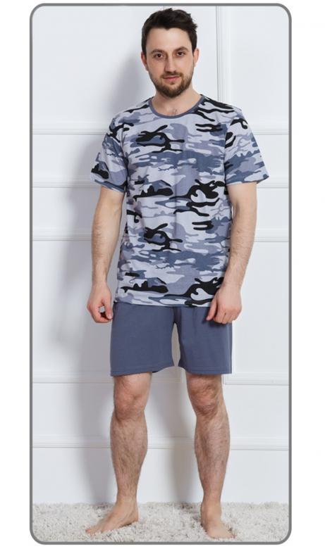 e7d7fe2bb Otázky k produktu Pánske pyžamo šortky Vienetta Secret Army nadmer ...