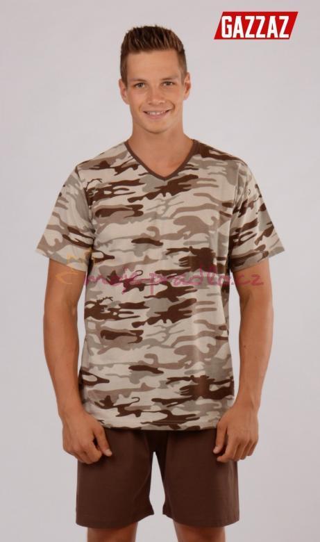 8803d345f pánske pyžamo šortky Vienetta Secret Army výpredaj - Vienetta Secret ...