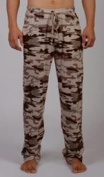 Pánske samostatné pyžamové nohavice Vienetta Secret Army