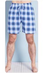 Pánske samostatné pyžamové šortky Vienetta Secret Adam