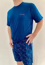 Pánské šortkové pyžamo NM1536E