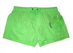 Pánske šortky DIESEL SV9U-fluo zelená