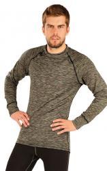 Pánske termo tričko s dlhým rukávom Litex 87034