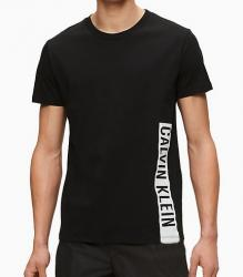 Pánske tričko Calvin Klein KM00481 čierna
