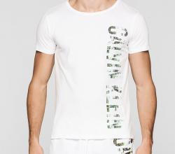 Pánske tričko Calvin Klein KM0KM00105