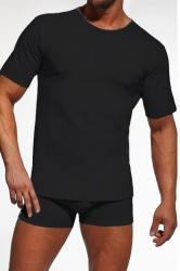 Pánske tričko Cornette 202 plus čierne