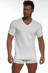 Pánske tričko Cornette Authentic 201 biele