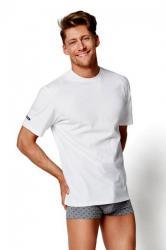 Pánske tričko Esotiq 19407 biele