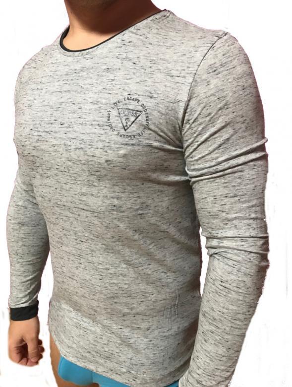 Pánske tričko GUESS U74M36 - GUESS (Akcie a zľavy) 92f2d7ea870