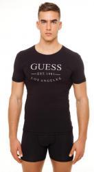 Pánske tričko Guess U77M12 čierna